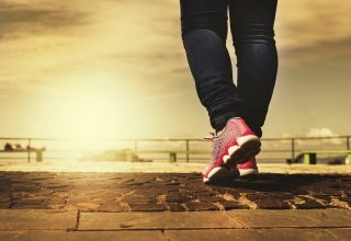Kilo vermek için yürüyün! Yürüyerek zayıflamak